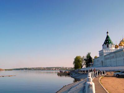 Büyük Kepçe (Novosibirsk): ticaret ve sergi kompleksinin gözden geçirilmesi 87